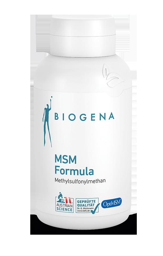 Biogena Msm Formula Produkte Biogenacom