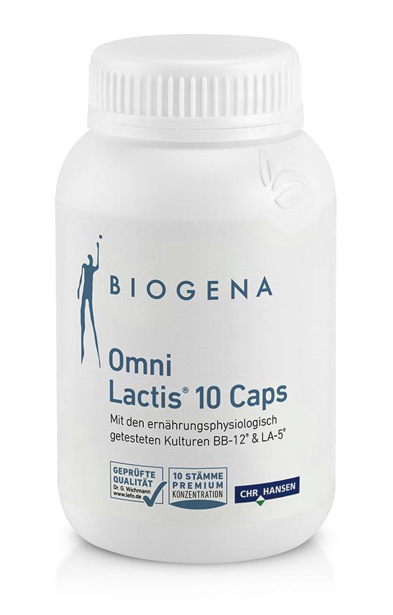 Vorschaubild: Omni Lactis® 10 Caps