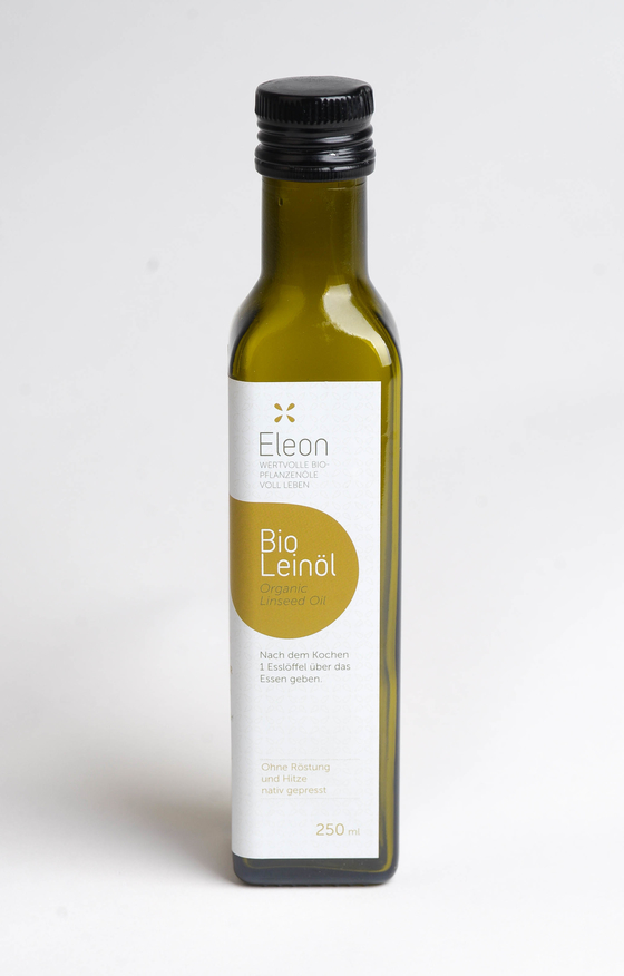 Eleon Bio-Leinöl 250ml