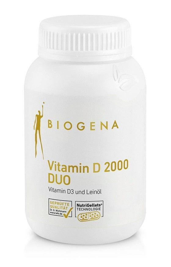 Vitamin D 2000 Duo Gold NutriGellets®