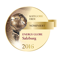 Nominierung Energy Globe