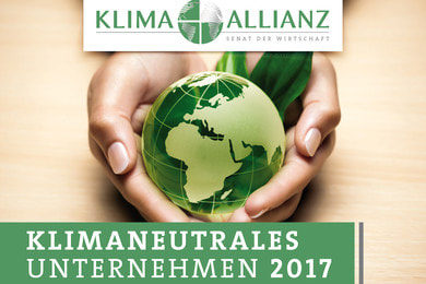 Biogena ist Partner der Klima-Allianz
