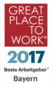 Great Place to Work Bayern 2017