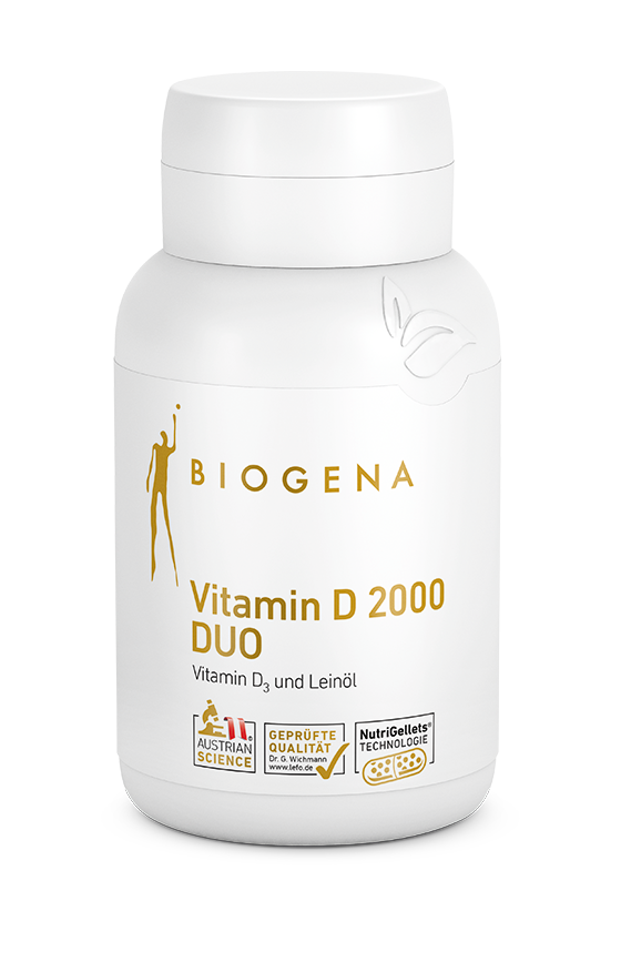 Vitamin D 2000 DUO Gold