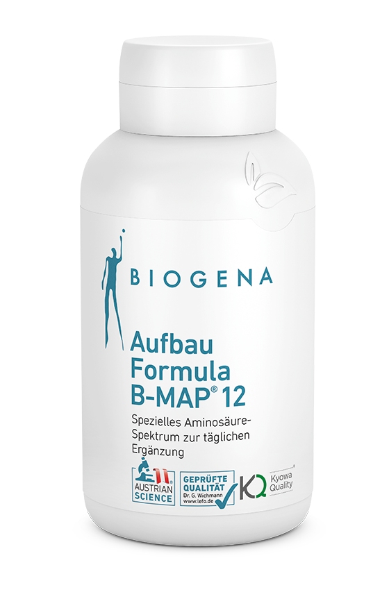 Aufbau Formula B-MAP® 12