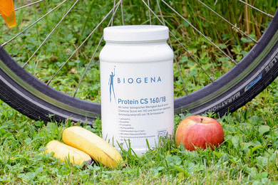 Reach your desired weight with Biogena Protein CS 160/18