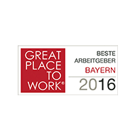 Great place to work, Bayern Biogena 2016